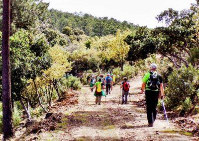 Ruta por La Aliseda, Parque Natural de Despeñaperros