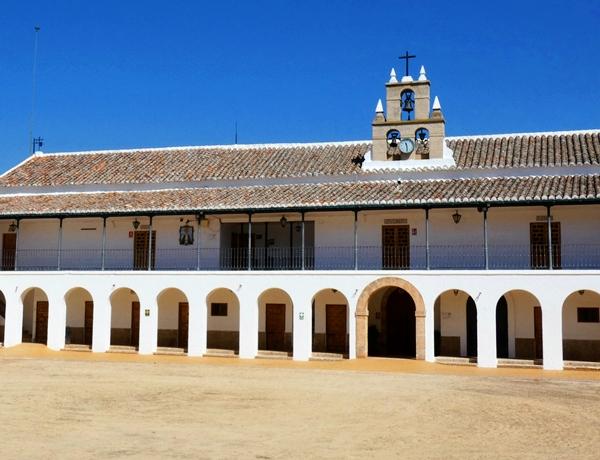 Santuario de la Carrasca Villahermosa