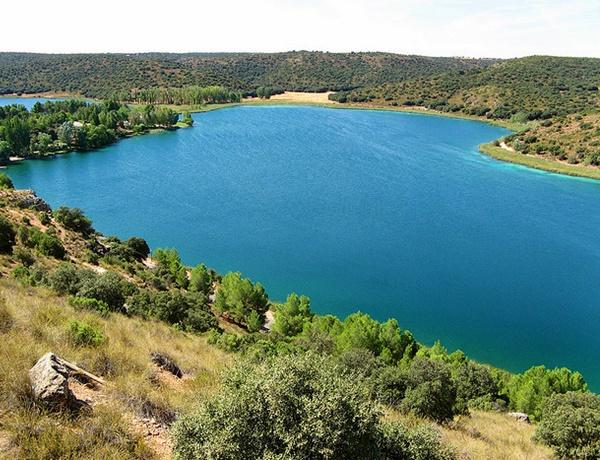 visita guiada Ruidera y Peñarroya turismo de naturaleza