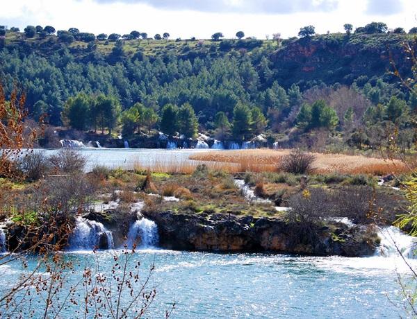 visita guiada Ruidera y Peñarroya turismo de naturaleza y cultural Argamasilla de Alba