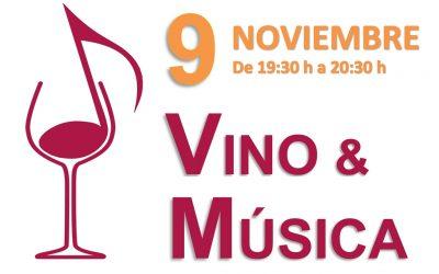 Música y vino en antigua bodega de Tomelloso, 9 de noviembre