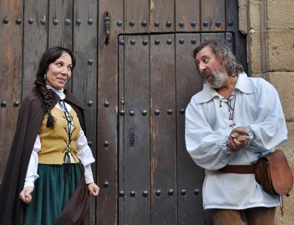 teatralizada Toledo turismo visita