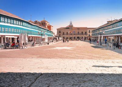 Escapada a Almagro, Tablas de Daimiel y Tomelloso
