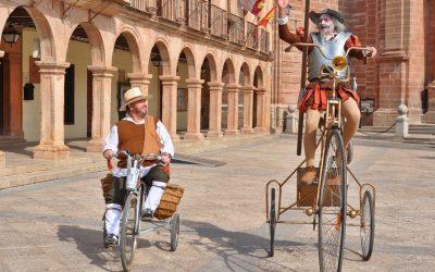 Campo de Montiel: en busca de aventuras junto al Quijote