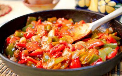 El auténtico pisto manchego – Gastronomía de Castilla La Mancha (I)