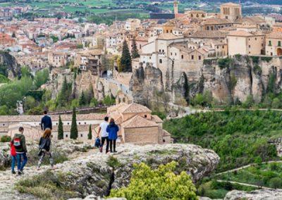 Tour por Cuenca y Ciudad Encantada