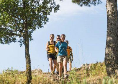 Rutas de naturaleza, ecoturismo y senderismo, en espacios naturales de Castilla La Mancha
