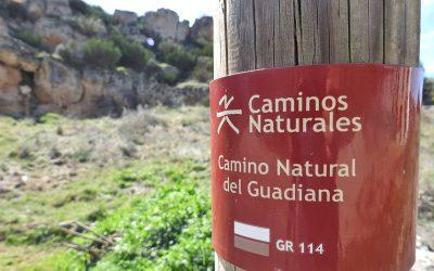 Por el Camino Natural del Guadiana