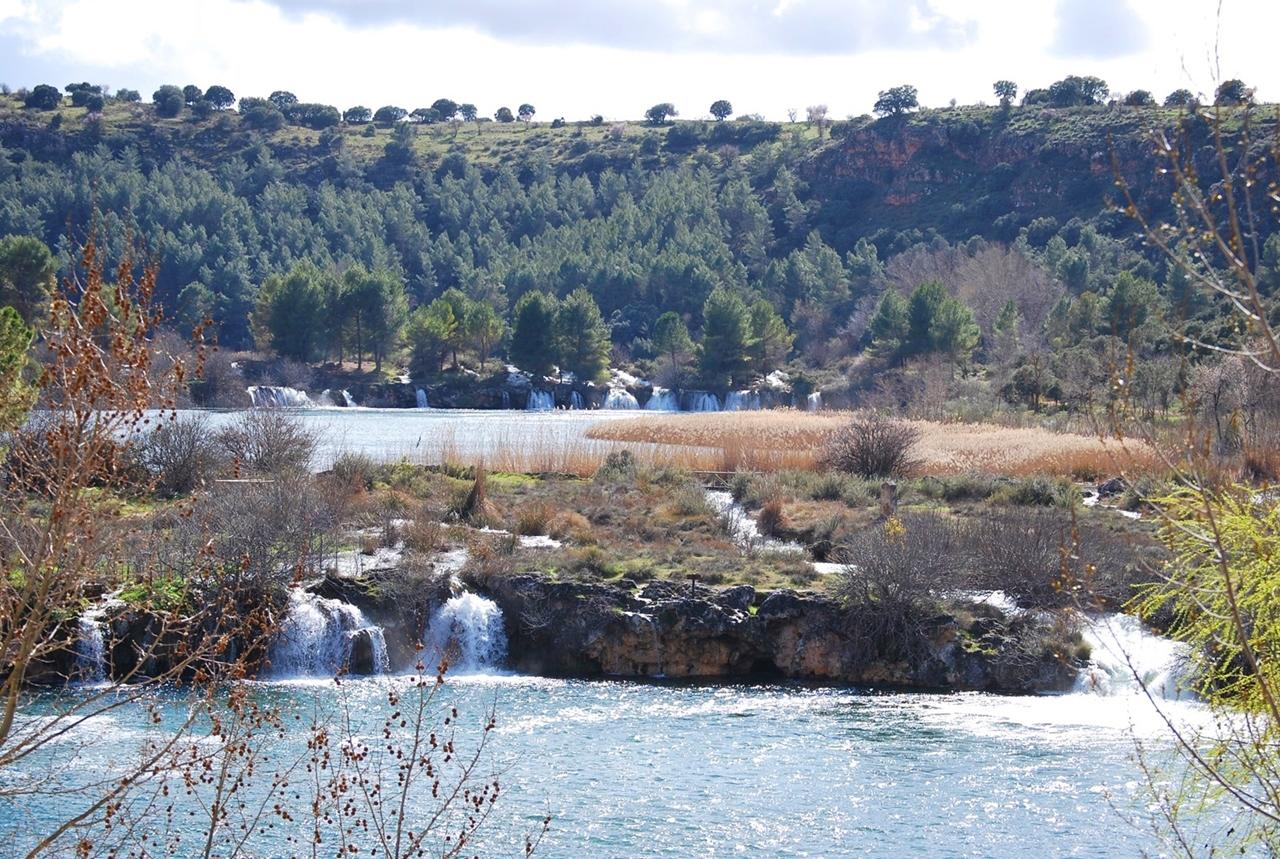 camino natural guadiana lagunas de ruidera turismo naturaleza