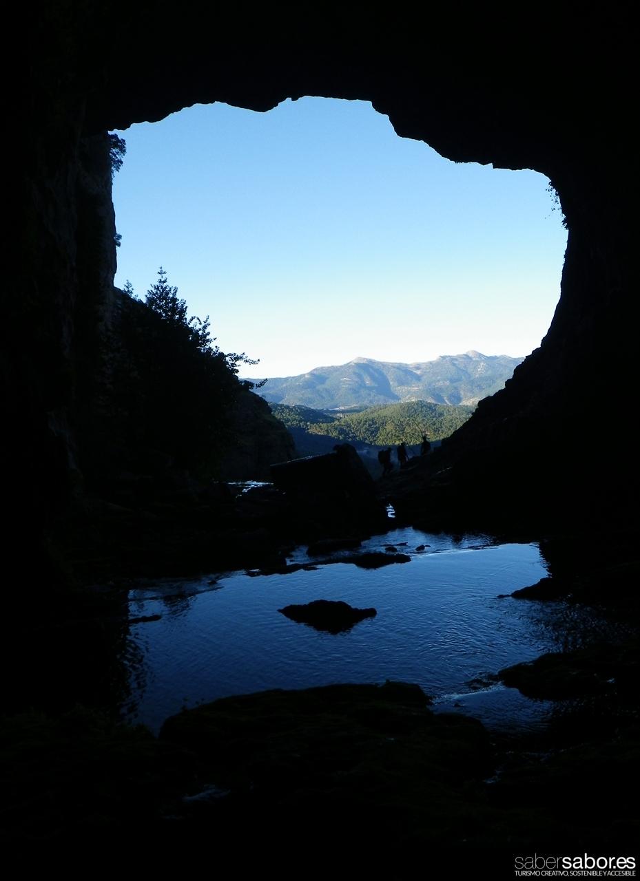 cueva chorros rio mundo riopar
