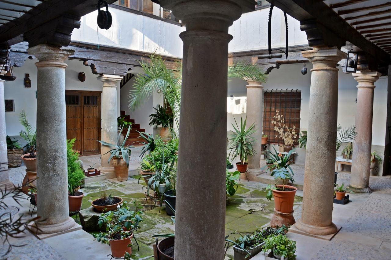 patio Villanueva de los Infantes