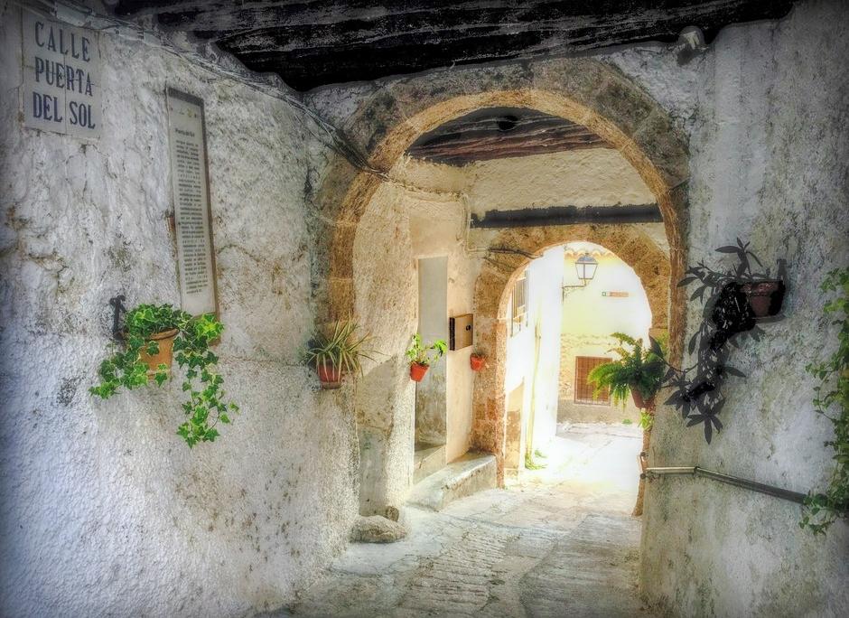 puerta del sol letur