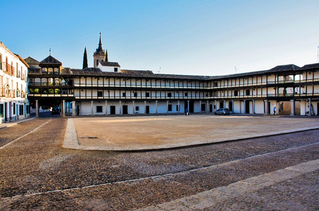 tembleque turismo toledo plaza