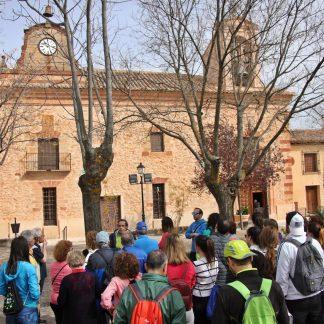 Visita guiada a Fuenllana