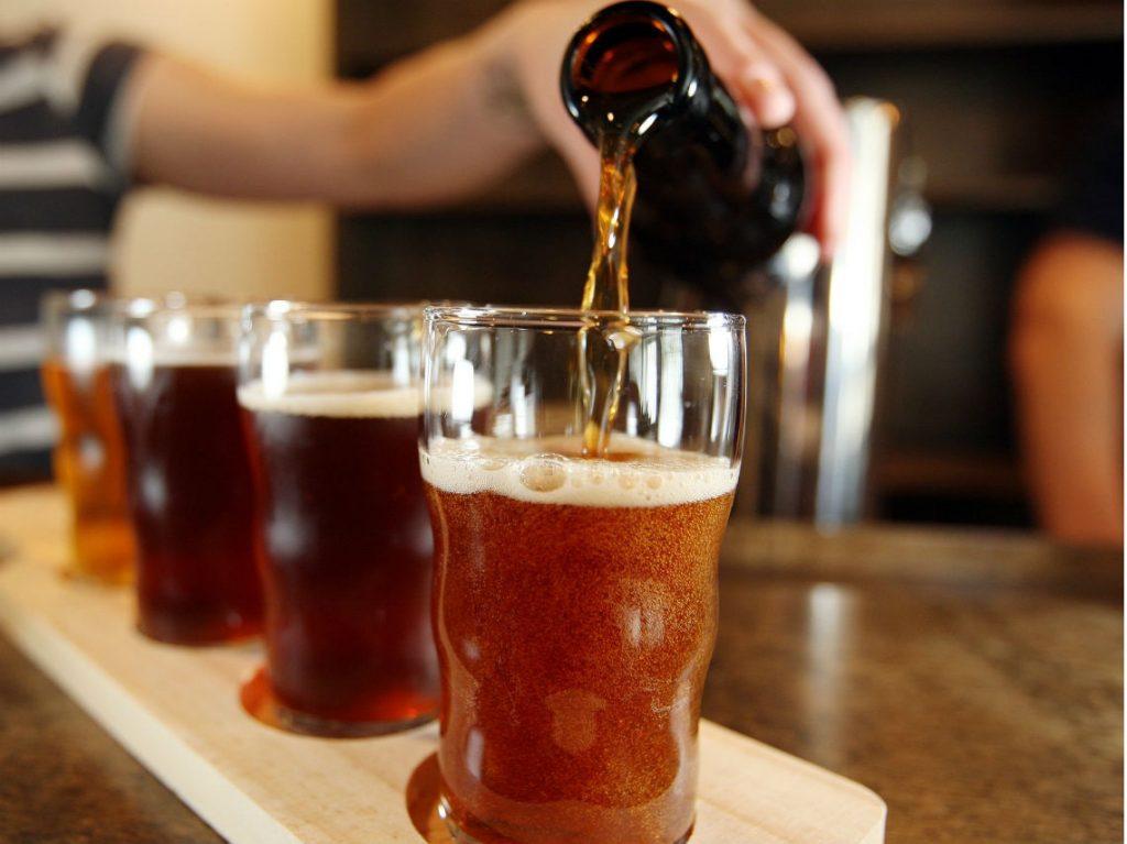 Visita a fabrica de cerveza