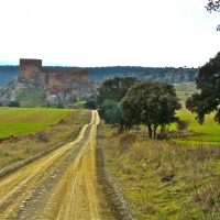 ruta castillo Montizón Venta Nueva Senderismo interpretativo ecoturismo Campo de Montiel Sabersabor