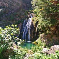 Chorros del Rio Mundo en Riopar