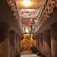 Cueva bodega de Tomelloso