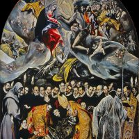 El Greco Entierro del Señor de Orgaz
